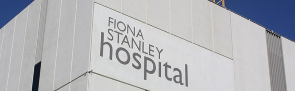 Fiona Stanley Hospital Works